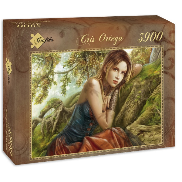 Cris Ortega - The Storyteller (3900 stukjes)