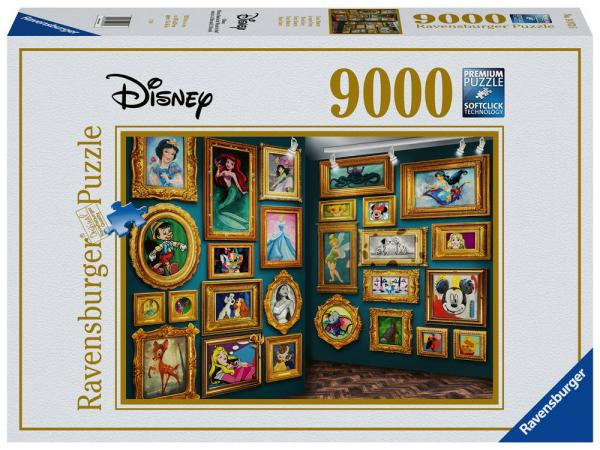 Disney Multiproperty (9000 stukjes)