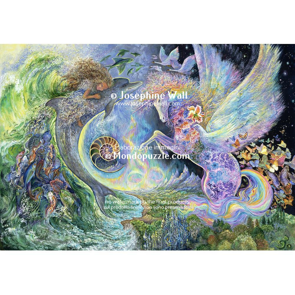 Josephine Wall - Magical Meeting (2000 stukjes)