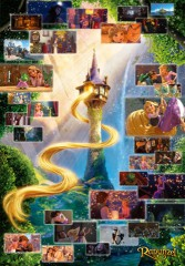 Rapunzel collection (2000 XXS stukjes)