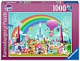 Ravensburger - My little pony (1000 stukjes)