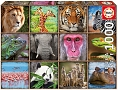 Educa - Wild Animals Collage (1000 stukjes)