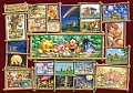 Pooh's Art Collection (2000 XXS stukjes)
