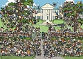 Heye Where's Elvis - Graceland (1000 stukjes)