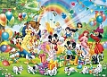 Disney Mickey's Birthday (1000 stukjes)