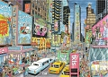 Fleroux: Cities of the World - New York (1000 stukjes)