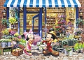 Minnie's Flower Shop (1000 XXS stukjes)