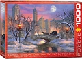 Eurographics - Christmas eve in New York City (1000 stukjes)