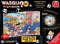 Wasgij Original 21: Football Fever (2x1000 stukjes)