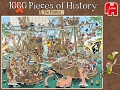 Rob Derks - Piraten (1000 pieces of History)