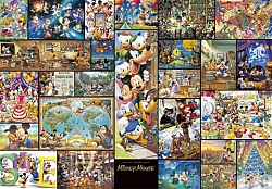 Mickey Mouse Art Collection (2000 XXS stukjes)