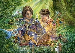 Josephine Wall - Magical Storybook (2000 stukjes)