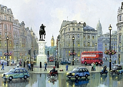 London Charing Cross - Alexander Chen (3000 stukjes)
