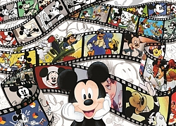 Classic Collection: Mickey 90 jaar (1000 stukjes)