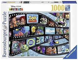 Disney Pixar: Movie Reel (1000 stukjes)