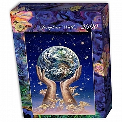 Josephine Wall - Hands of Love (2000 stukjes)
