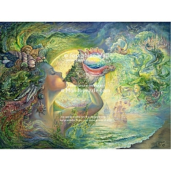 Josephine Wall - Call of the Sea (1000 stukjes)