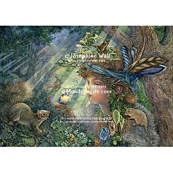 Josephine Wall - Nature Boy (1000 stukjes)