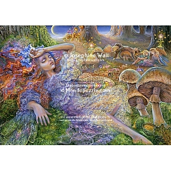 Josephine Wall - After the fairy ball (1000 stukjes)