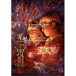 Josephine Wall - Magical Angel Chimes (1000 stukjes)