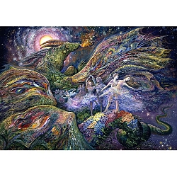 Josephine Wall - Dragon Dancers (1000 stukjes)