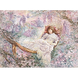 Josephine Wall - Apple Blossom Dreaming (1000 stukjes)
