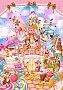 Mickey's Sweet Kingdom (1000 stukjes, plastic)