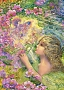 Josephine Wall Tin Box - Sweet Briar Rose (1000 stukjes)