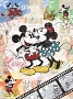 Disney Retro Mickey (500 stukjes)