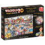 Wasgij Original 28: Dropping the Weight! (1000 stukjes)