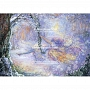 Josephine Wall - Swinging in the Snow (1000 stukjes)